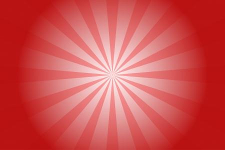 fondo rojo retro radial luz Vectores