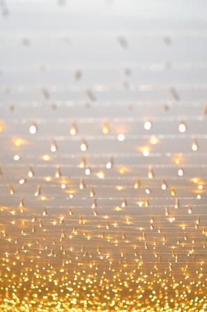 many cabley ellow led light photo