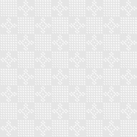 blanco comprobado y dise�o de flores de fondo o de pa�uelo, pa�uelo y la bufanda de la impresi�n