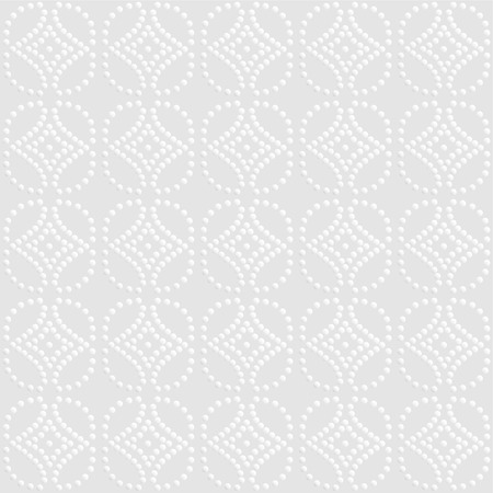neckerchief: white perforated design background or for neckerchief , bandana and scarf print