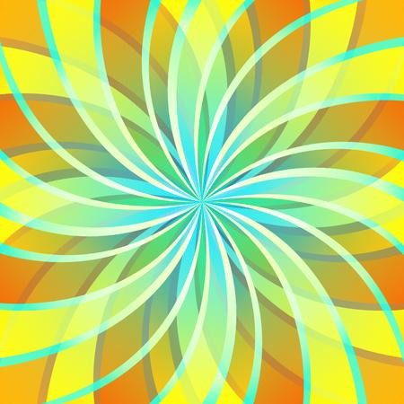 nakładki: wirowa jasne kolory tła nakładki Ilustracja