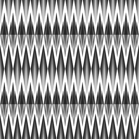 forma tradicional sin fisuras patr�n blanco y negro