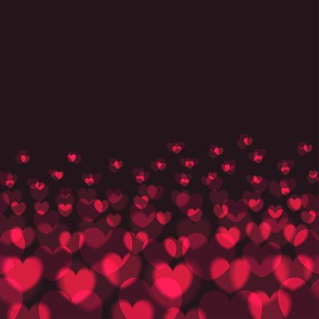 nakładki: bezszwowe wzór nakładki serca Walentynki