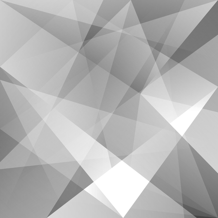nakładki: black and white geometric overlay background Ilustracja