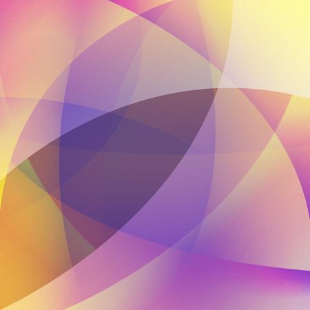 nakładki: yellow and violet curve overlay background