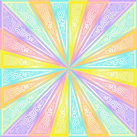 multi colors: multi pastel colors contemporary style pattern