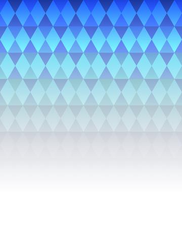 nakładki: Wektor niebieskie tło sześciokątne nakładki Ilustracja