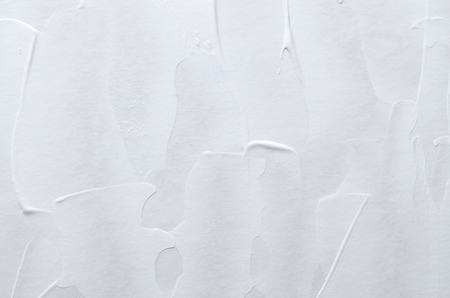 knobby: white acrylic transparent painting texture background