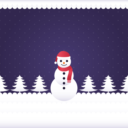 christmas background can use for card, banner etc. Illustration