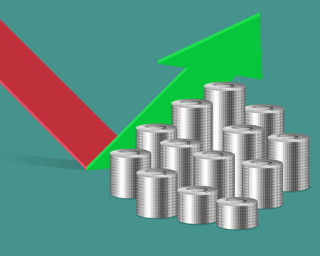 More money can push stock up trend