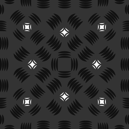 abstract modern geometric black and grey shape pattern