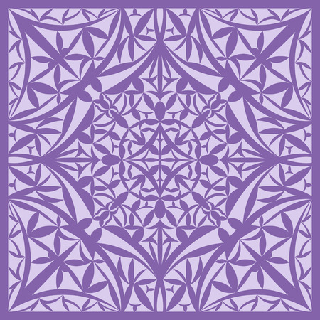 abstract contemporary purple monotone style pattern Illusztráció