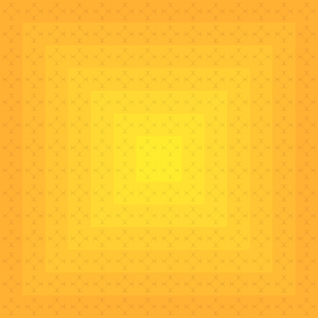 Abstract geometric yellow gradient tone background