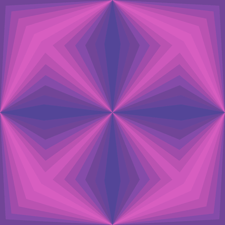 abstract violet and pink four halo radial background