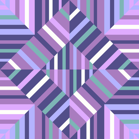abstract modern violet native geometric pattern