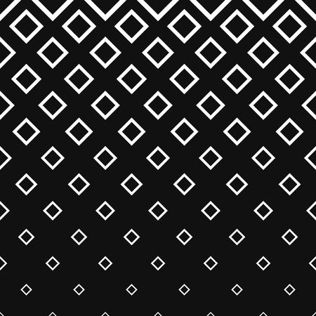vector black and white multi square background