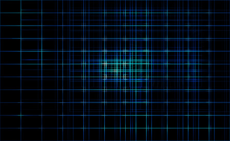 Dark blue color light abstract technology background Imagens