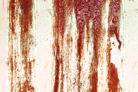Bloody concrete wall for Halloween background
