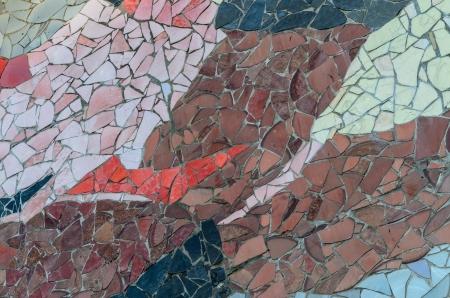 Multicolor stone wall texture background Zdjęcie Seryjne