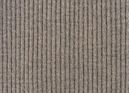 Brown woolen texture Stock Photo