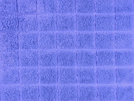 Purple towel texture. Clothes background. Close up Stock Photo - 20773427
