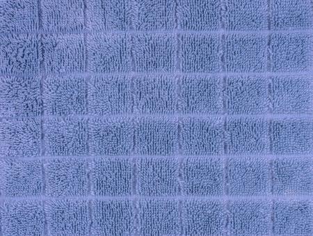 Purple towel texture. Clothes background. Close up Stock Photo - 20773429