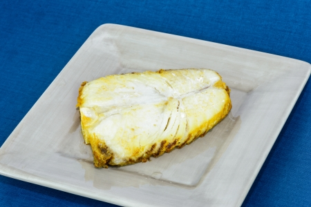 Grilled swordfish photo