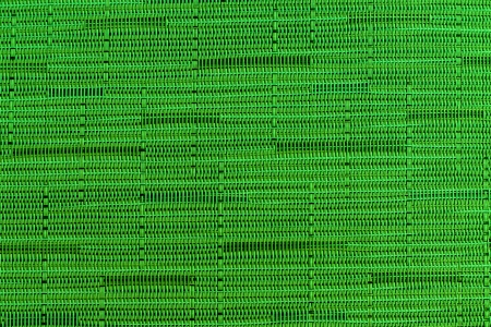 Background or texture of green bamboo closeup