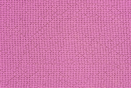 Pink knitted textured background Stock Photo