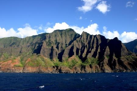 na: Na Pali Coast Stock Photo