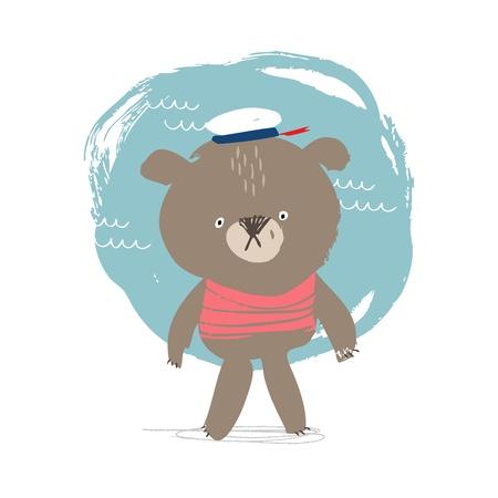 Sailor Teddy