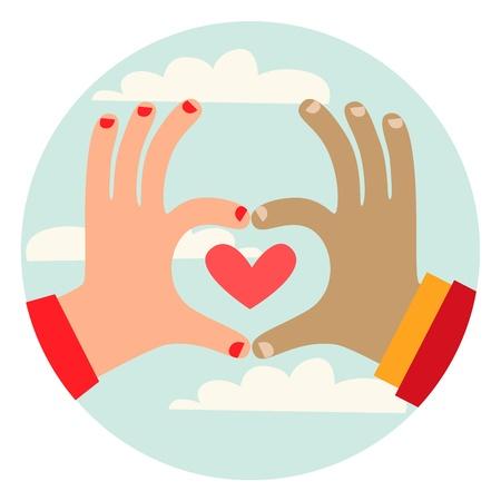interracial: El amor Gesto