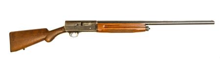 un vintage jauge de munitions de munitions sur un fond isolé