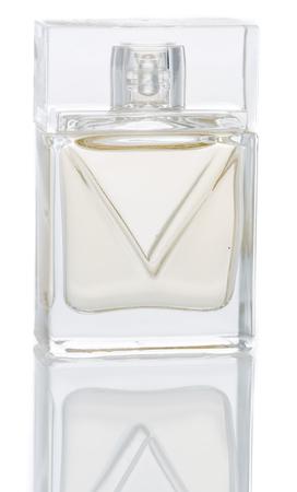 Winneconne, WI - 18 November 2018: A bottle of Michael Kors eau de parfum perfume on an isolated background. Editorial
