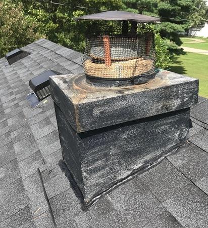 Aluminum Chimney Stack