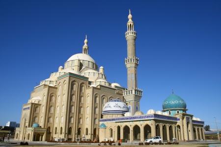 Celil Hayat Mosque in Arbil,Iraq