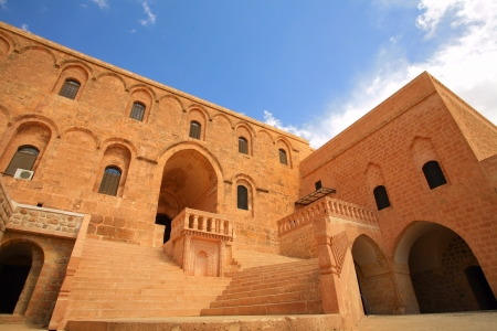 Deyrulzafaran Monastery in Turkey