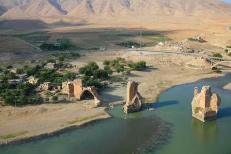 Hasankeyf in Batman, Turkey