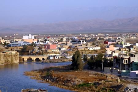 Zakho City in Kurdistan,Iraq