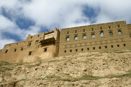 Arbil Castle in Kurdistan,Iraq. Editorial