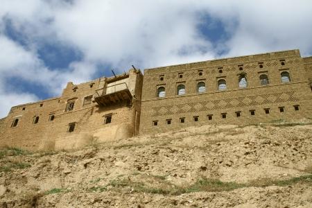 Arbil Castle in Kurdistan,Iraq. Editorial