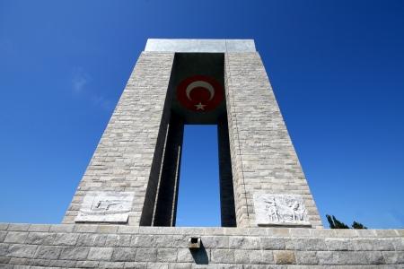 Canakkale Monument Stock Photo - 16722246