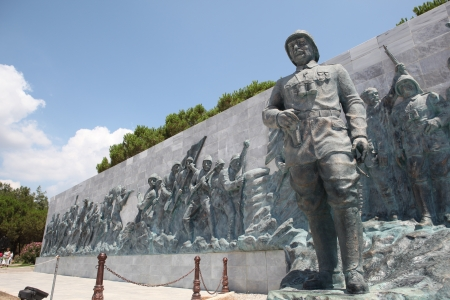 Canakkale Martyrs Memorial