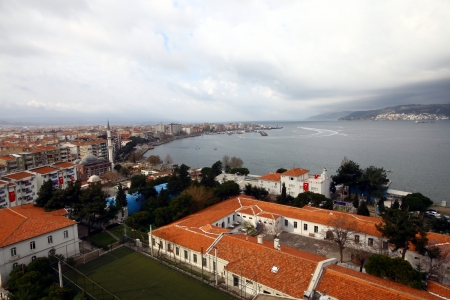Canakkale City in Turkey