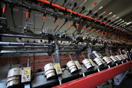 the textile industry: Textile industry  denim  - Weaving and warping