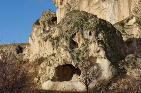 phrygian: Cave in Phrygian Valley,Turkey