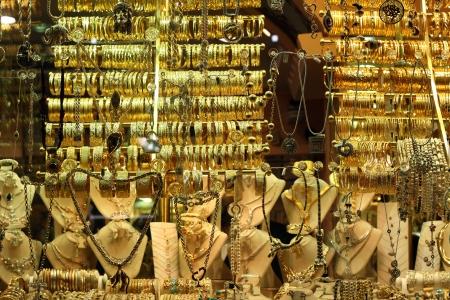 Turkish jewelry Store in istanbul  photo