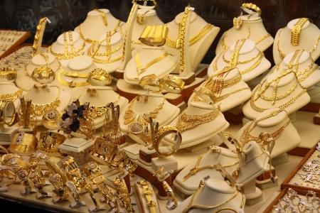 Turkish jewelry Store in istanbul
