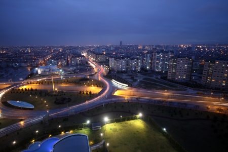 Konya City in Turkey photo