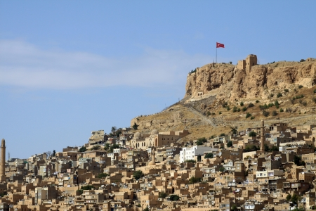 Mardin City in Turkey